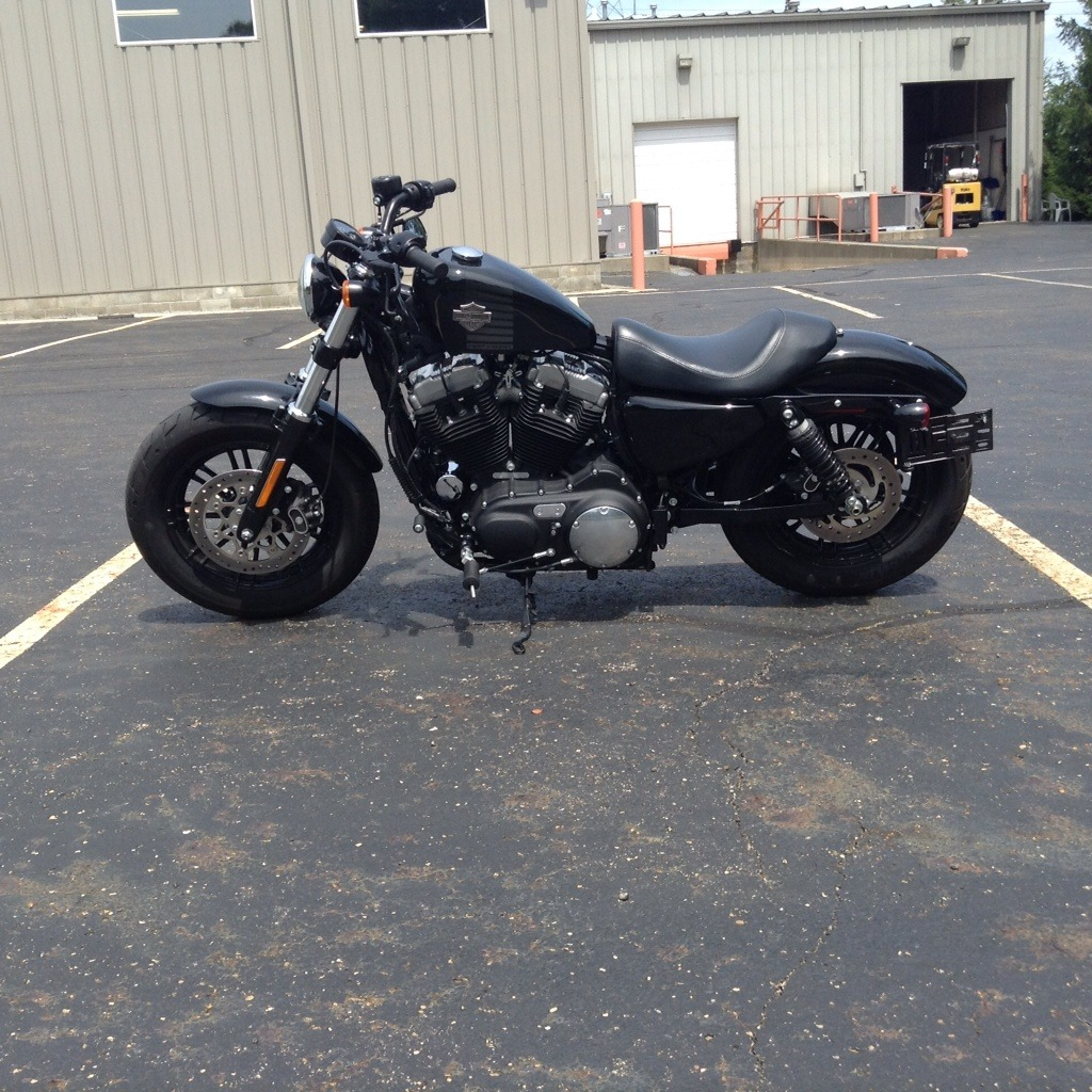 2016 Harley-Davidson Forty-Eight® in Sunbury, Ohio - Photo 6