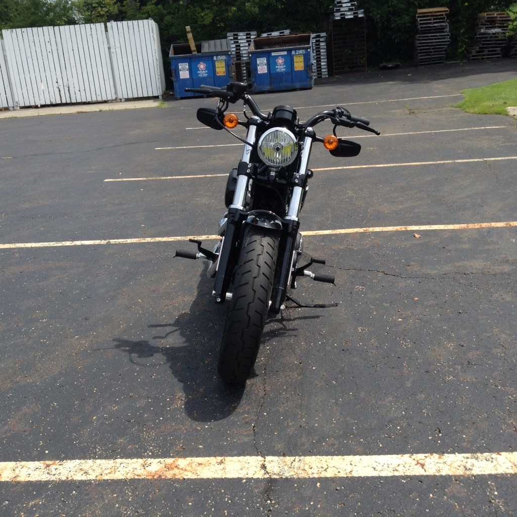 2016 Harley-Davidson Forty-Eight® in Sunbury, Ohio - Photo 7