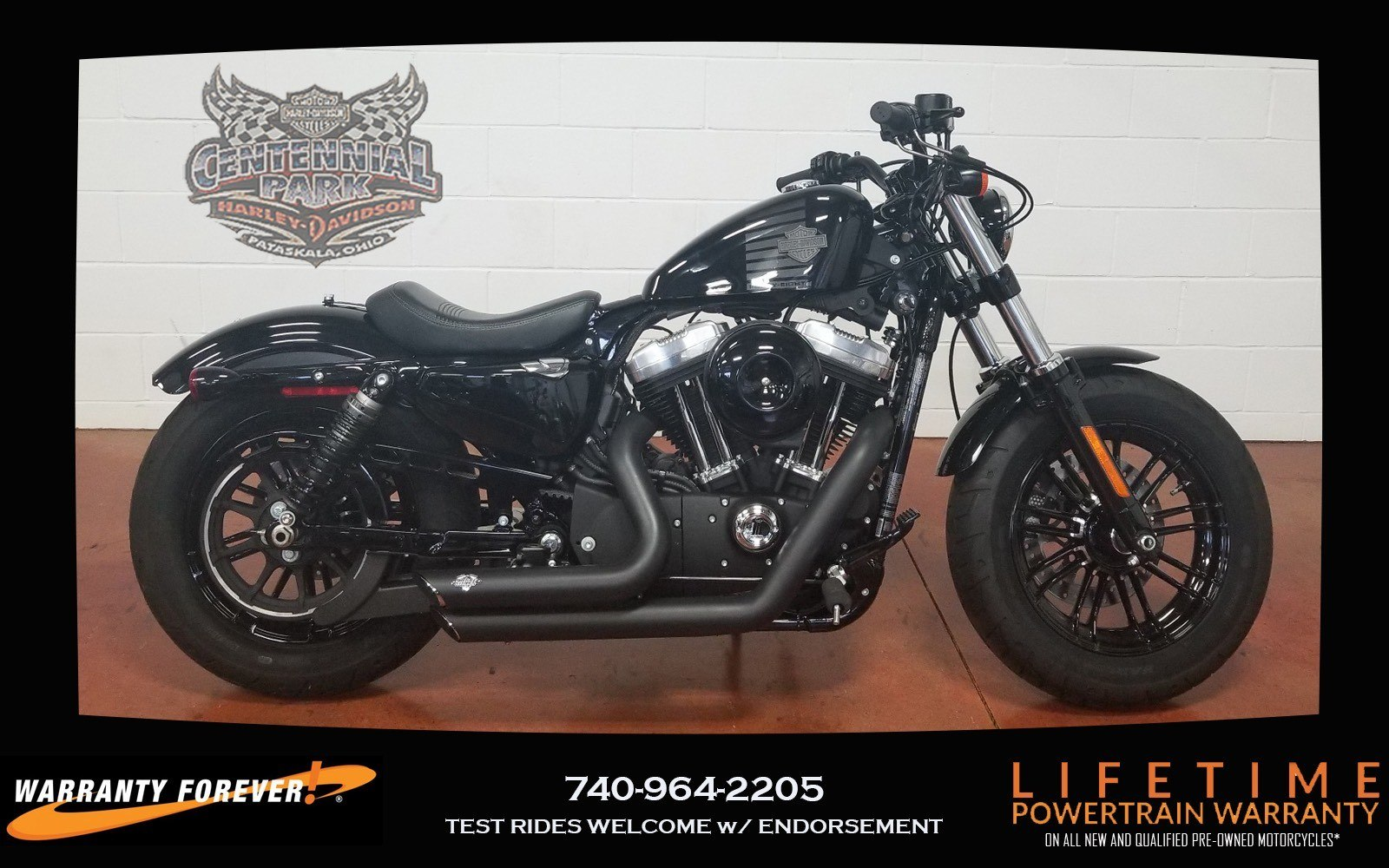 2016 Harley Davidson Forty Eight In Sunbury Ohio Photo 1