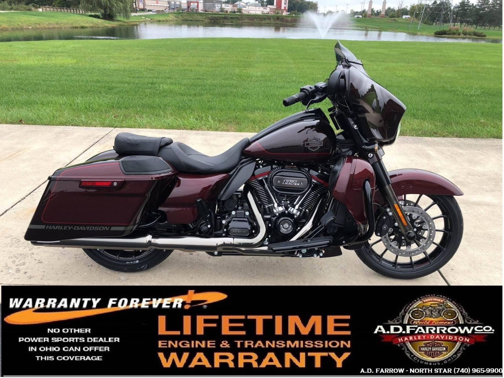 3e4fdeb0e70 2019 Harley-Davidson CVO Street Glide Motorcycles Sunbury Ohio