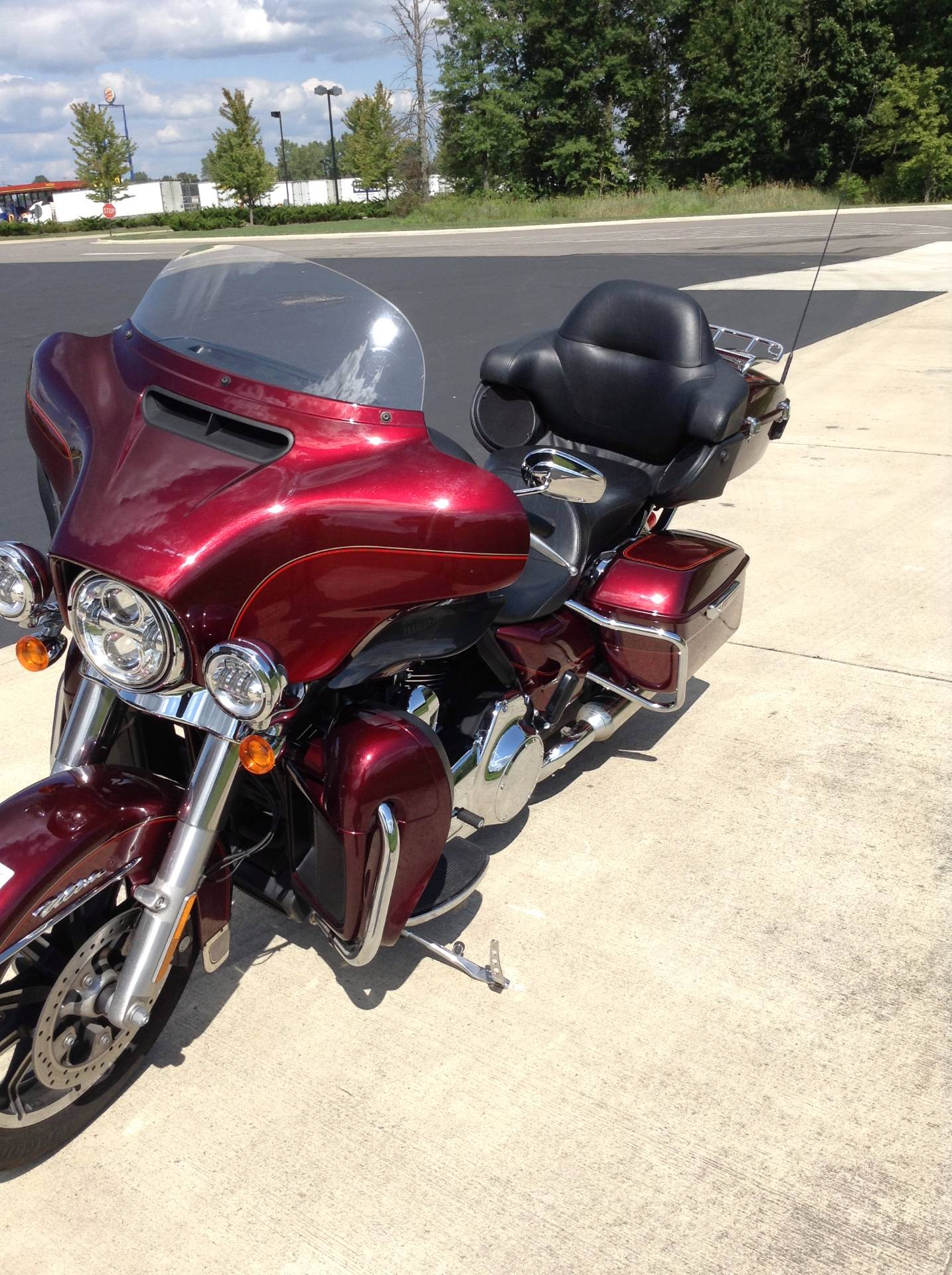 2016 Harley-Davidson Electra Glide® Ultra Classic® Low in Sunbury, Ohio