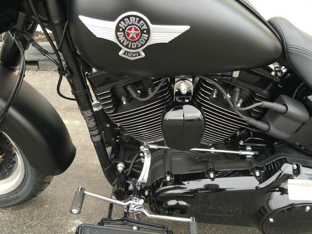 2017 Harley-Davidson Fat Boy® S in Sunbury, Ohio
