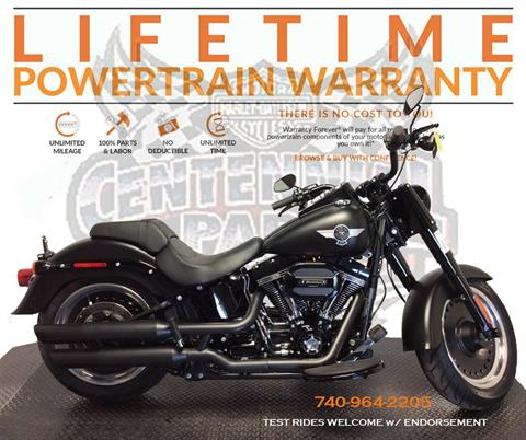2017 Harley-Davidson Fat Boy® S in Sunbury, Ohio
