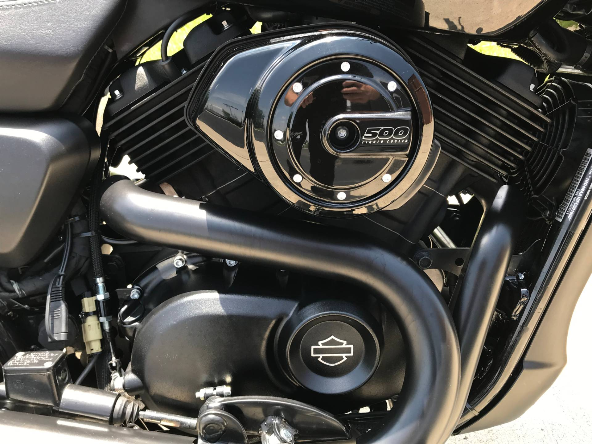 2015 Harley-Davidson XG500 in Sunbury, Ohio on