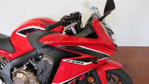2018 Honda CBR650F in Sunbury, Ohio - Photo 3