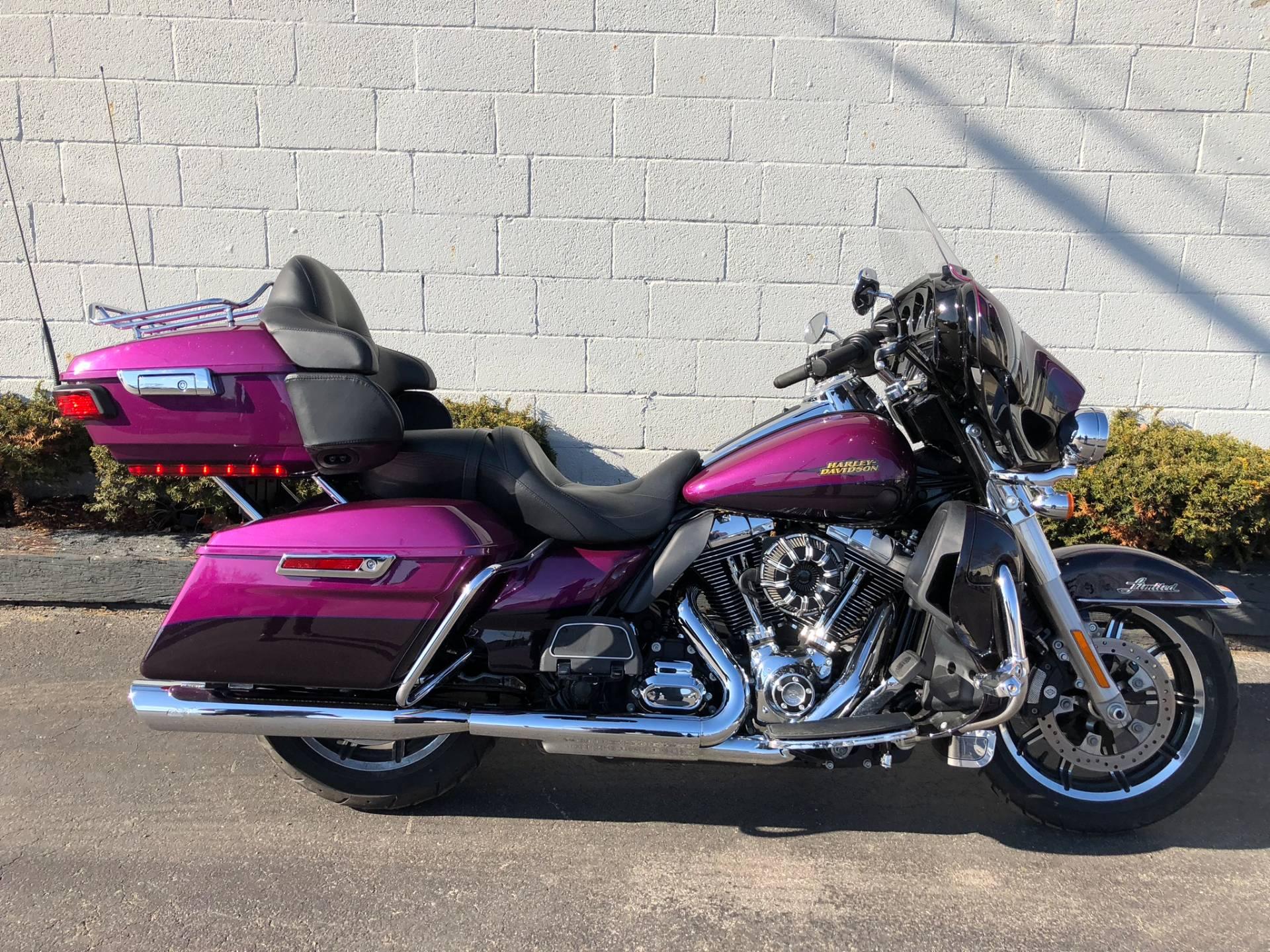 2016 Harley Davidson Ultra Limited In Sunbury Ohio