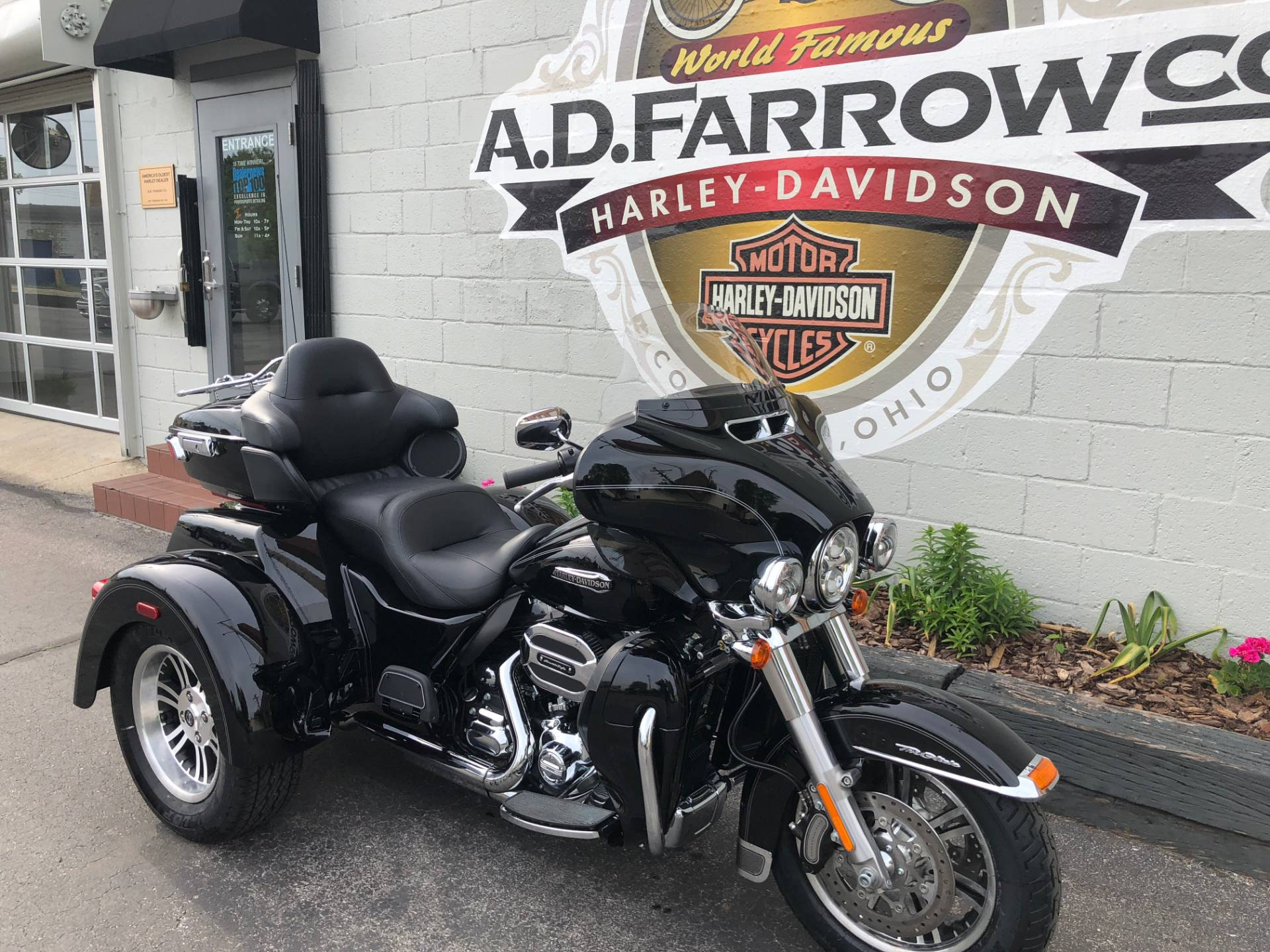 2016 Harley-Davidson Tri Glide® Ultra in Sunbury, Ohio - Photo 4