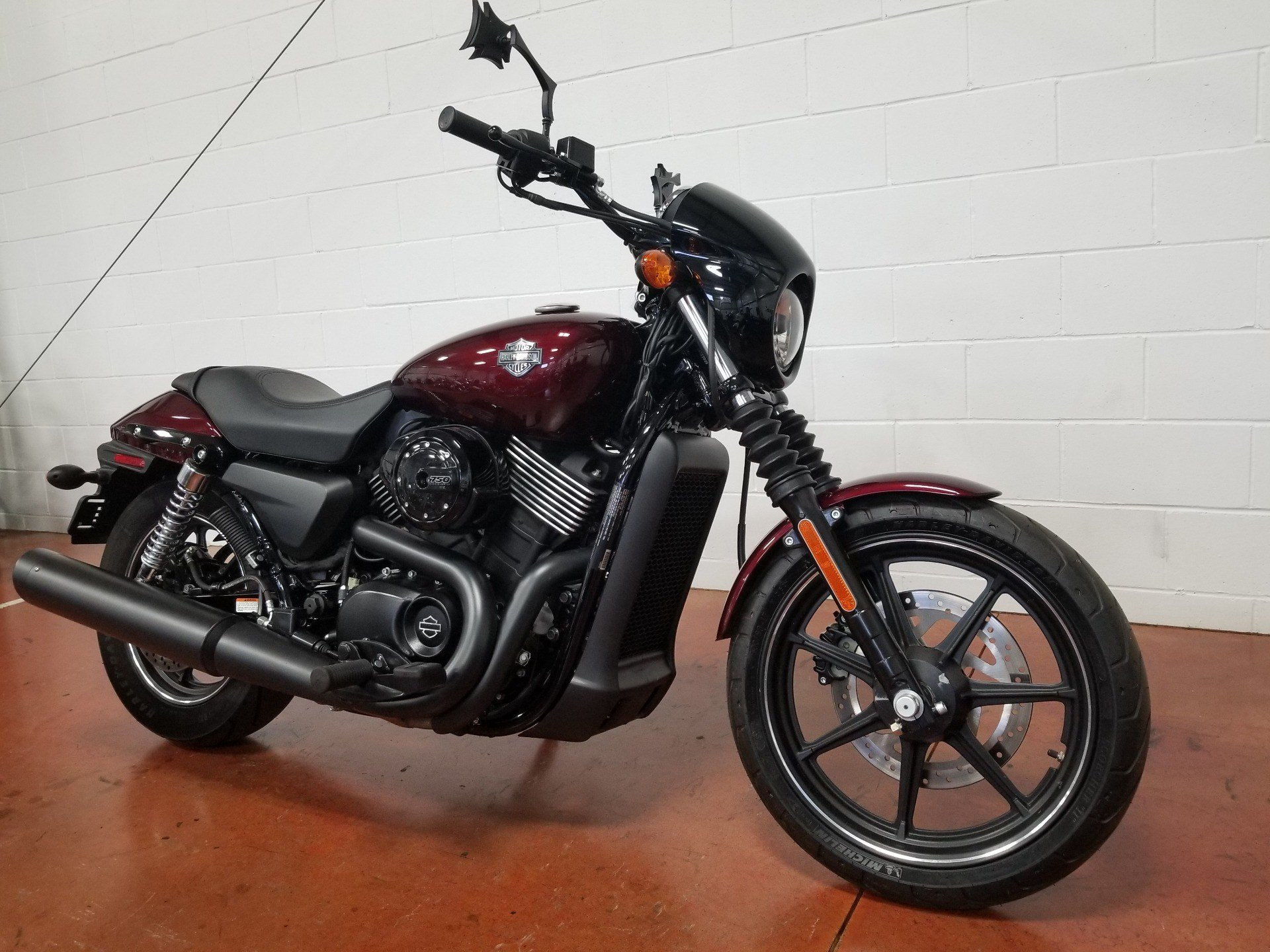 2015 Harley-Davidson Street™ 750 in Sunbury, Ohio - Photo 6
