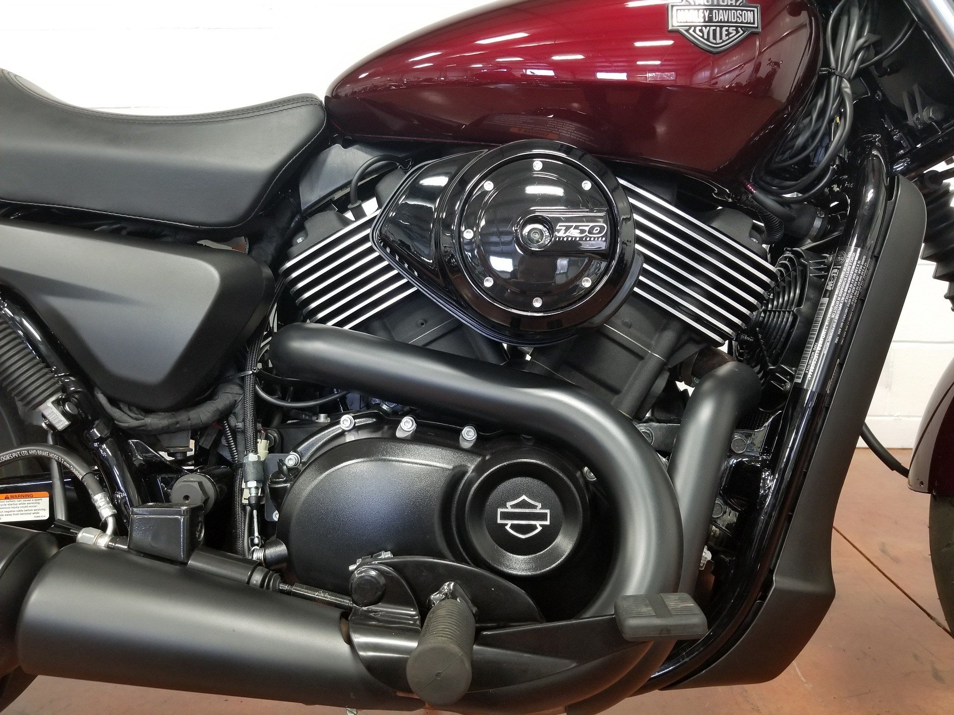 2015 Harley-Davidson Street™ 750 in Sunbury, Ohio - Photo 3