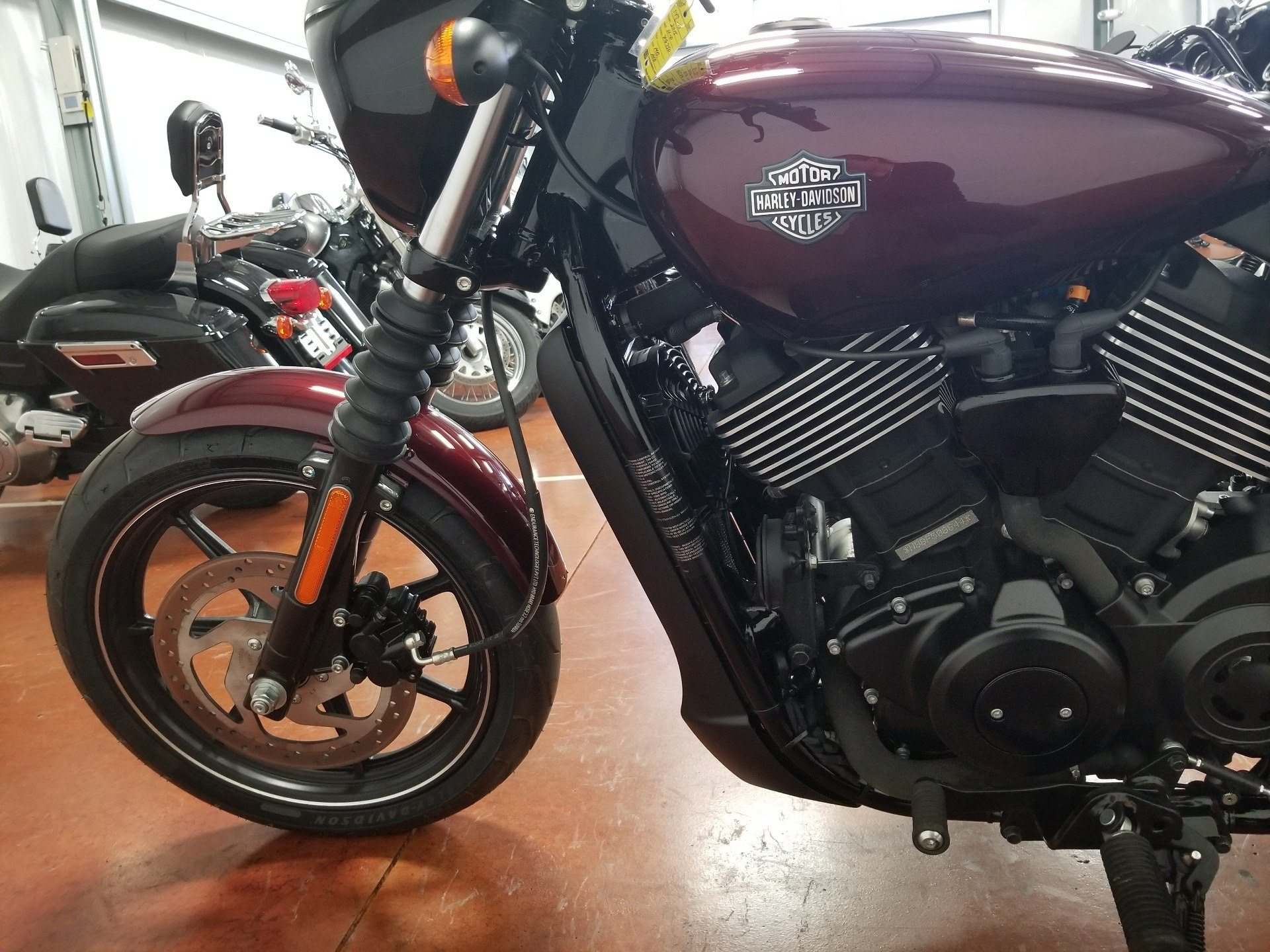 2015 Harley-Davidson Street™ 750 in Sunbury, Ohio - Photo 12
