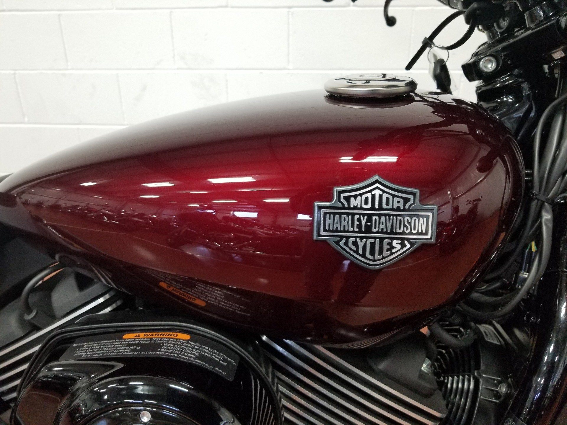 2015 Harley-Davidson Street™ 750 in Sunbury, Ohio - Photo 2