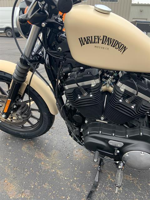 2014 Harley-Davidson Sportster® Iron 883™ in Sunbury, Ohio - Photo 20