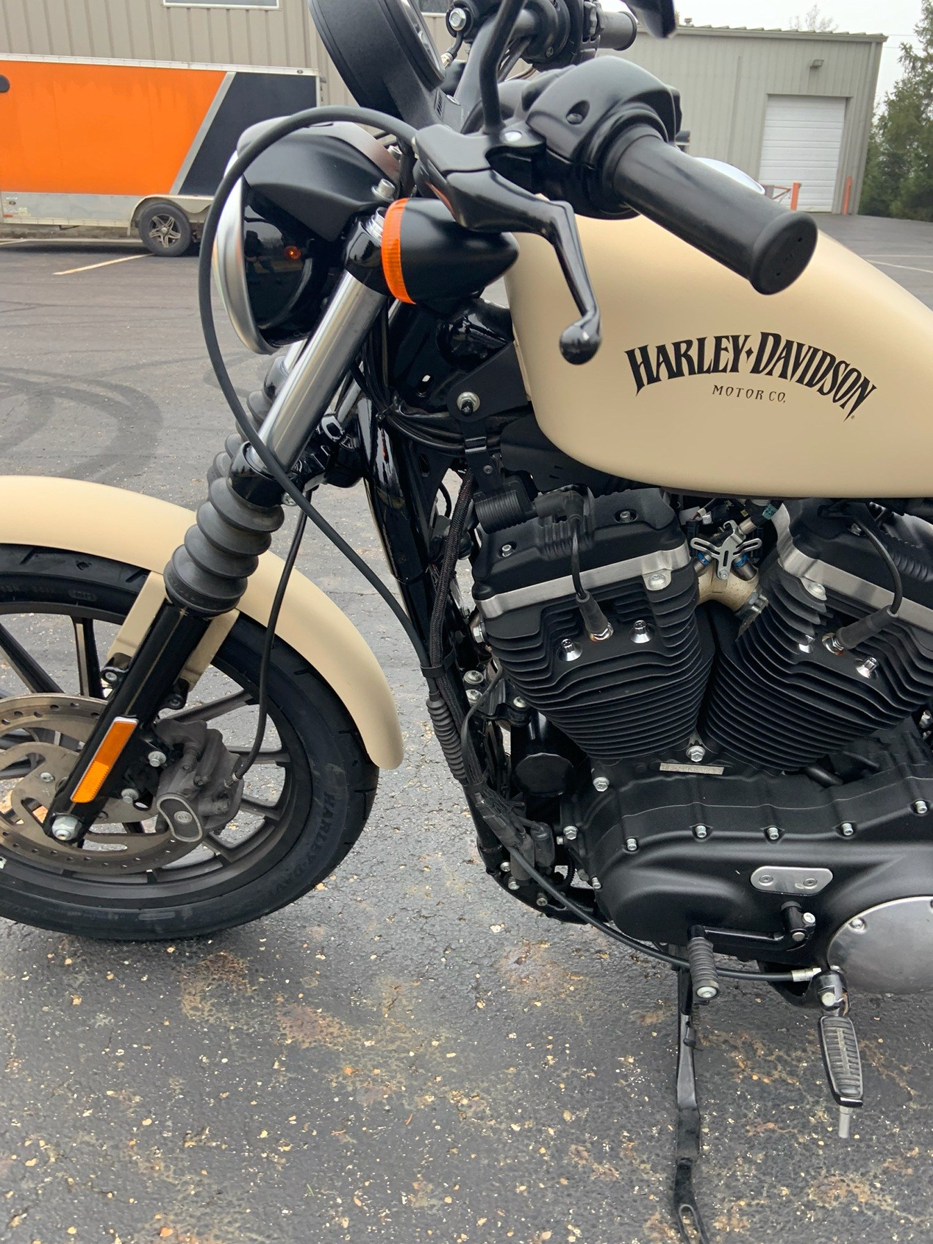 2014 Harley-Davidson Sportster® Iron 883™ in Sunbury, Ohio - Photo 21