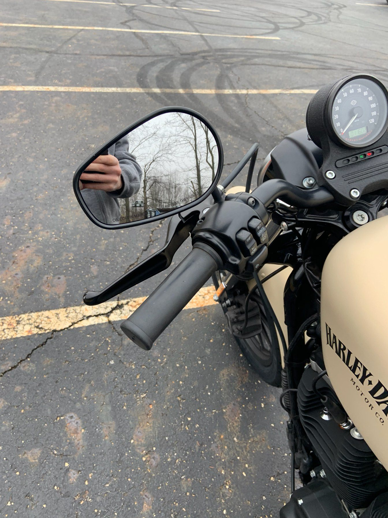 2014 Harley-Davidson Sportster® Iron 883™ in Sunbury, Ohio - Photo 23