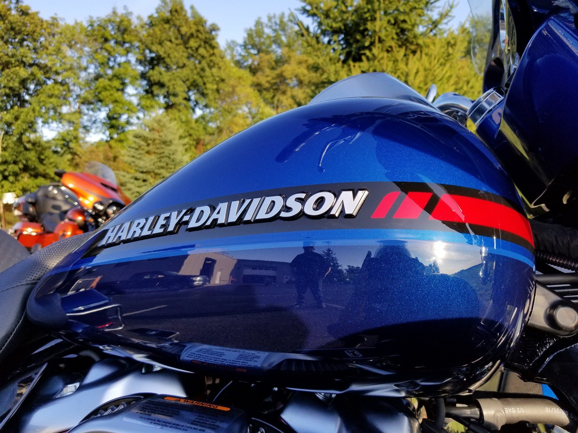 2020 Harley-Davidson CVO™ Limited in Sunbury, Ohio - Photo 10