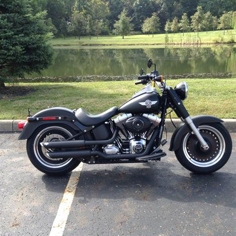 2014 Harley-Davidson Fat Boy® Lo in Sunbury, Ohio - Photo 2
