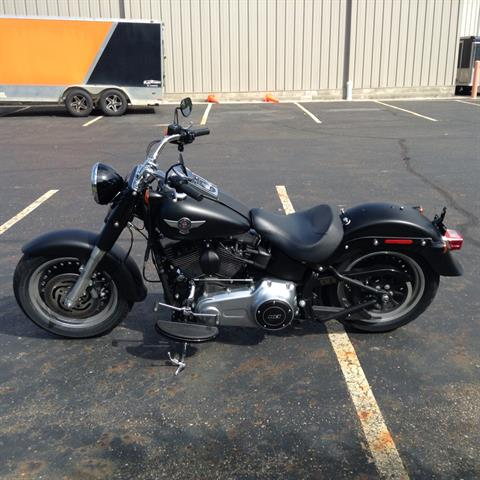 2014 Harley-Davidson Fat Boy® Lo in Sunbury, Ohio - Photo 6