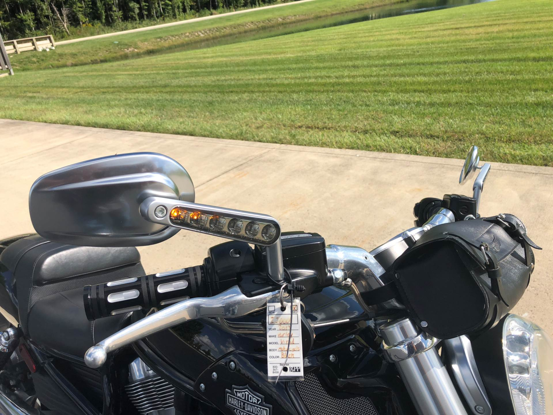2013 Harley-Davidson V-Rod Muscle® in Sunbury, Ohio