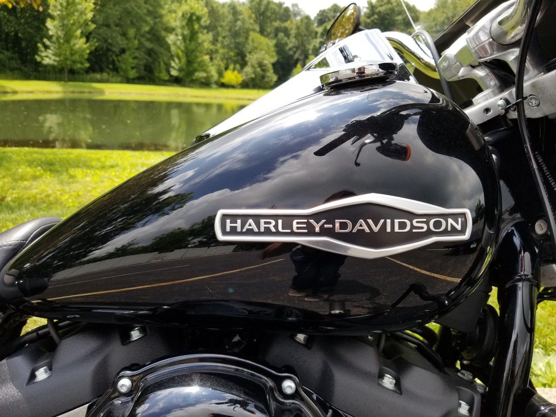 2018 Harley-Davidson Sport Glide® in Sunbury, Ohio