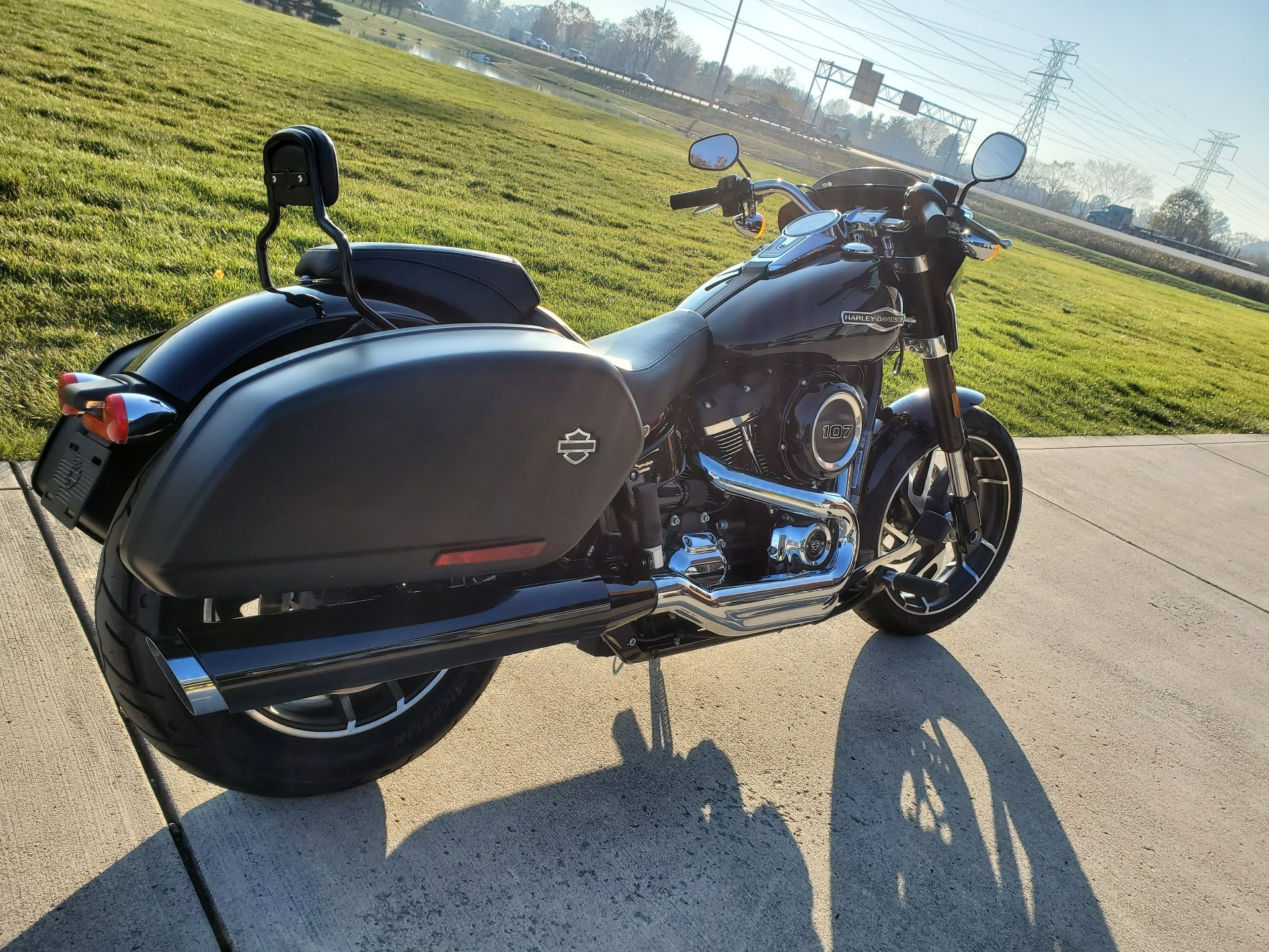 2018 Harley-Davidson Sport Glide® in Sunbury, Ohio - Photo 5