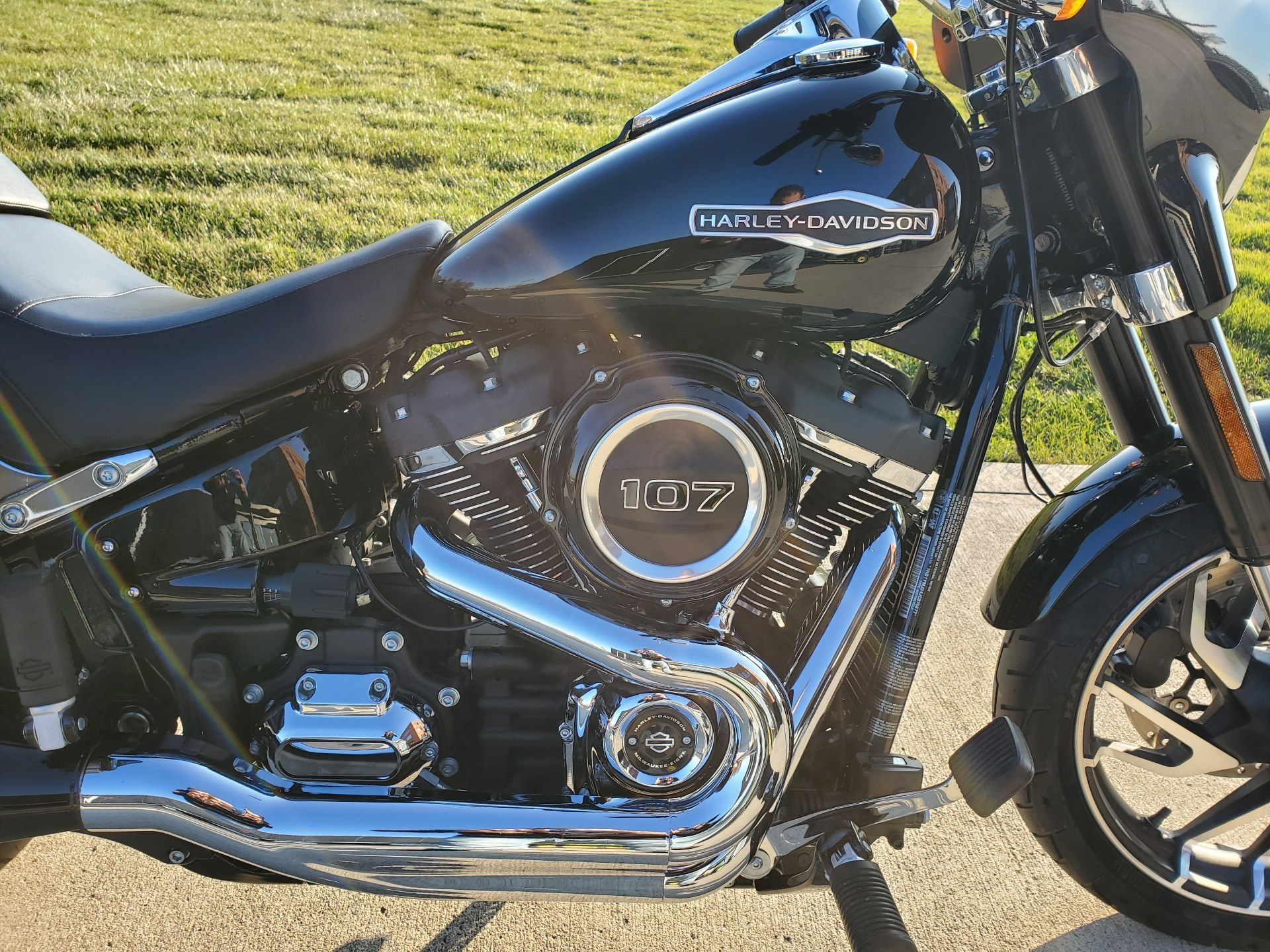 2018 Harley-Davidson Sport Glide® in Sunbury, Ohio - Photo 7