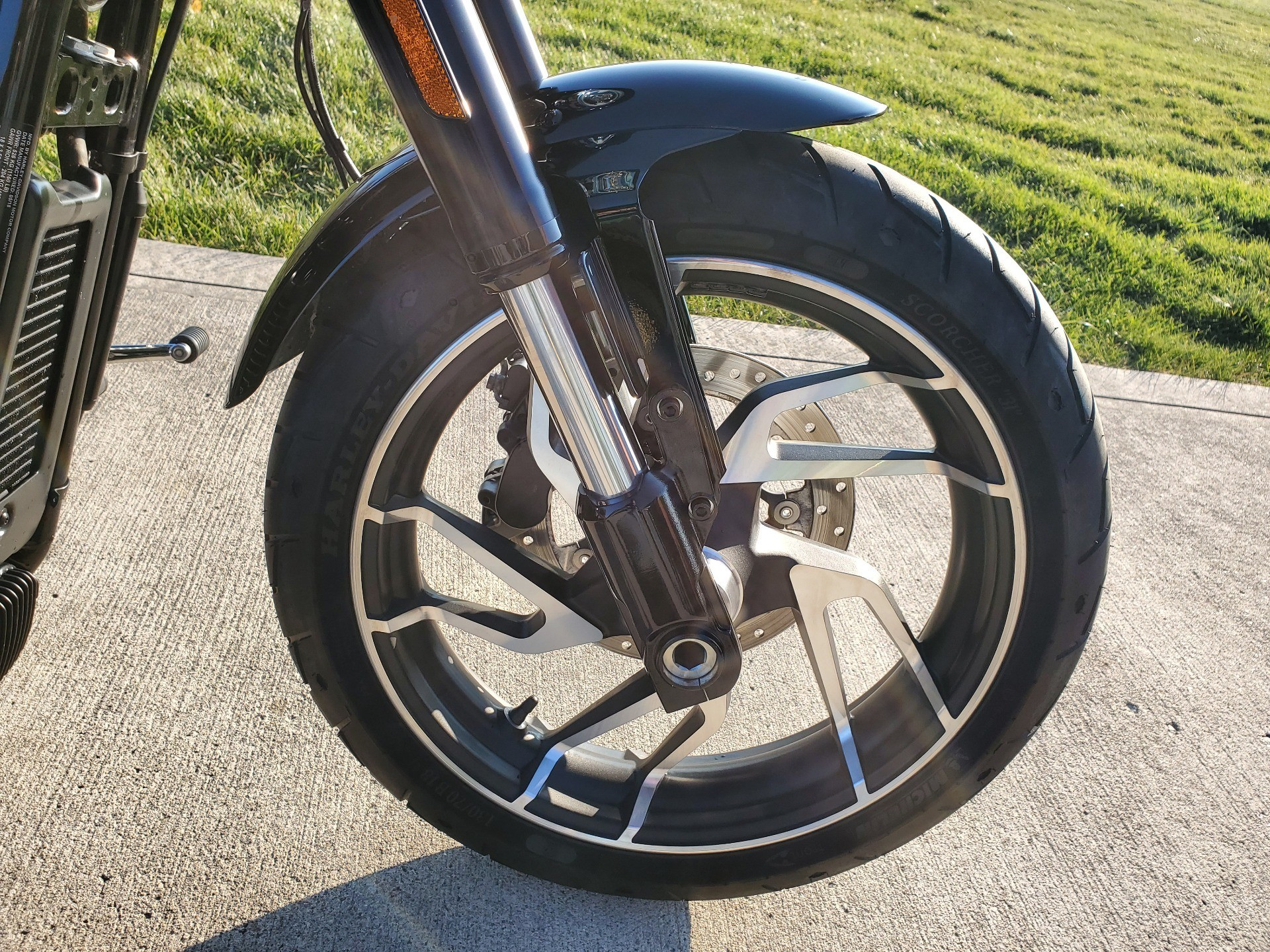 2018 Harley-Davidson Sport Glide® in Sunbury, Ohio - Photo 8