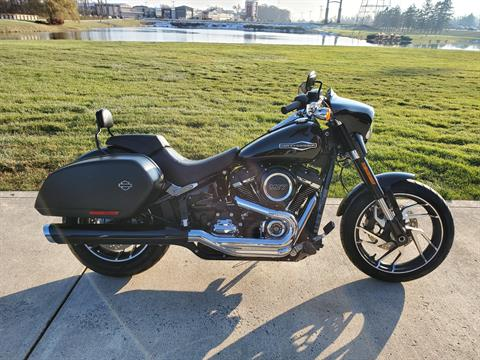2018 Harley-Davidson Sport Glide® in Sunbury, Ohio - Photo 1