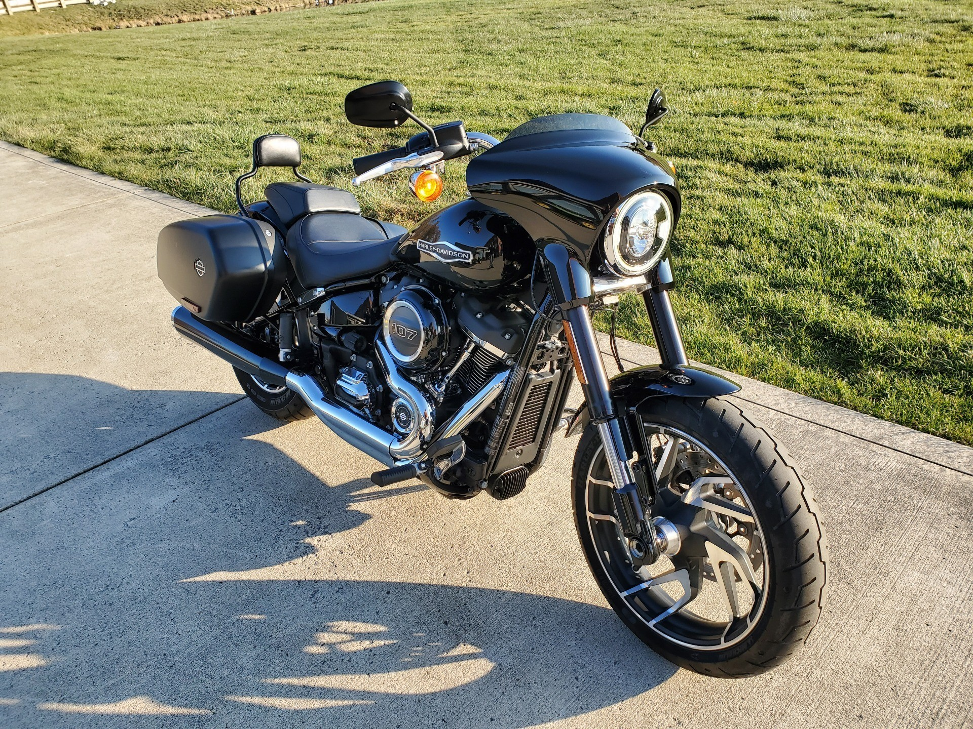 2018 Harley-Davidson Sport Glide® in Sunbury, Ohio - Photo 12