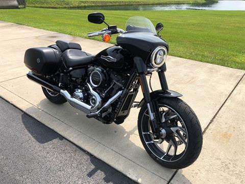 used 2018 harley davidson sport glide motorcycles in. Black Bedroom Furniture Sets. Home Design Ideas