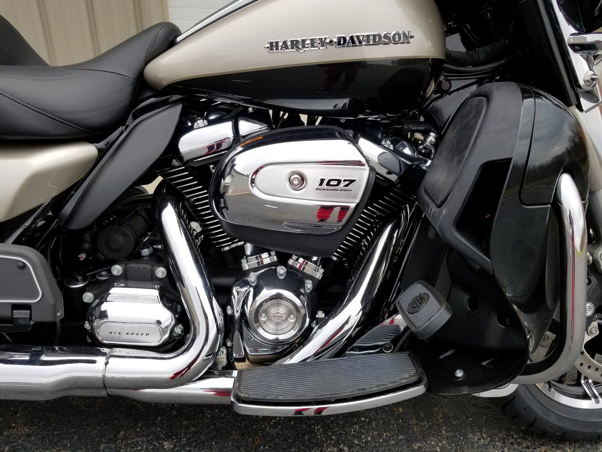 2018 Harley-Davidson Ultra Limited in Sunbury, Ohio - Photo 4