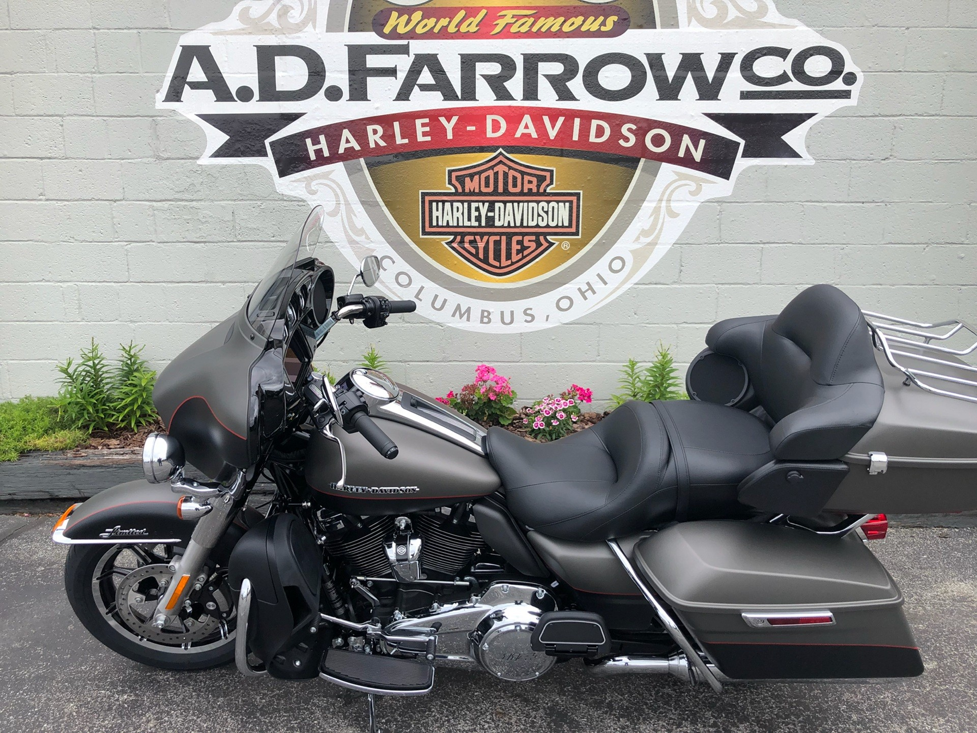 2019 Harley-Davidson Ultra Limited in Sunbury, Ohio - Photo 3