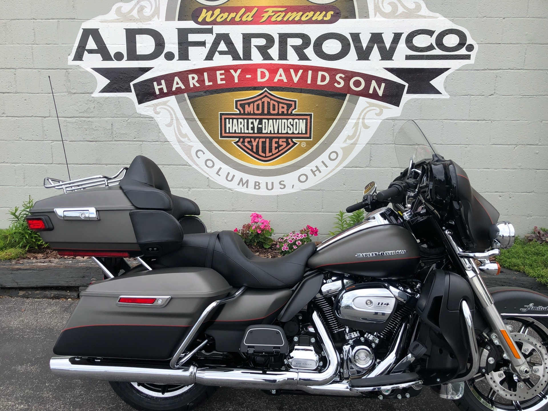 2019 Harley-Davidson Ultra Limited in Sunbury, Ohio - Photo 1