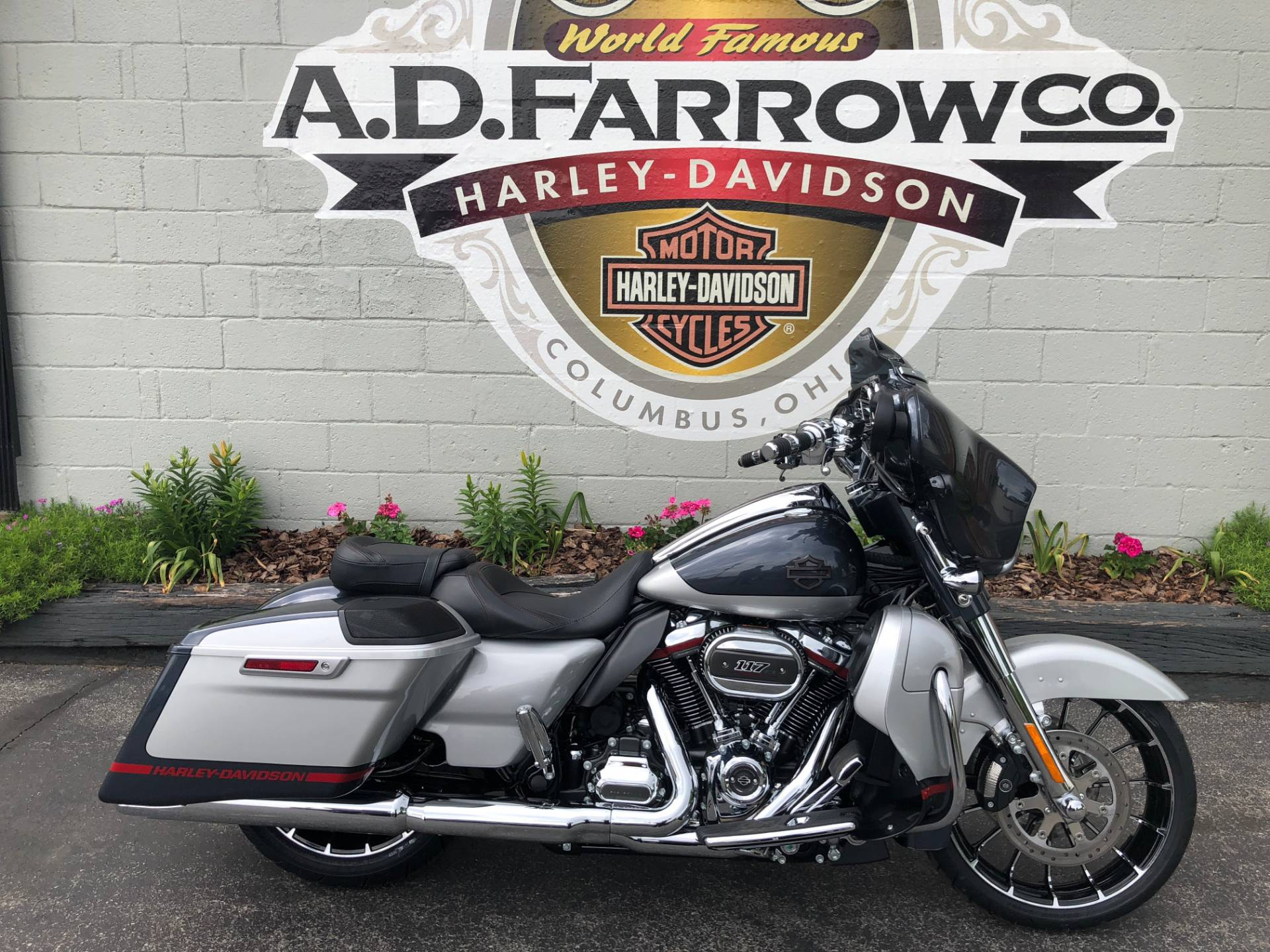 2019 Harley-Davidson CVO™ Street Glide® in Sunbury, Ohio - Photo 1