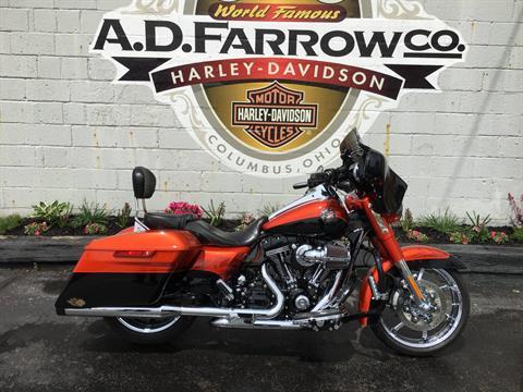 2014 Harley-Davidson CVO™ Road King® in Sunbury, Ohio