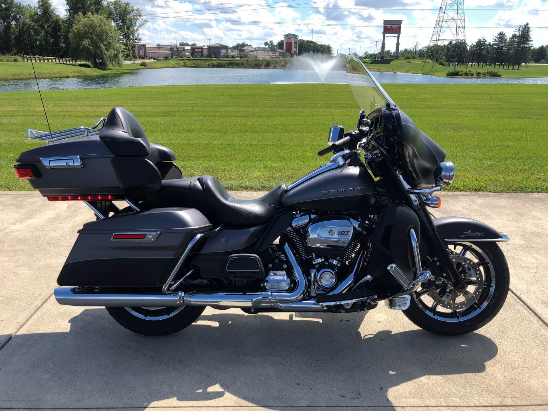 2017 Harley Davidson Ultra Limited In Sunbury Ohio