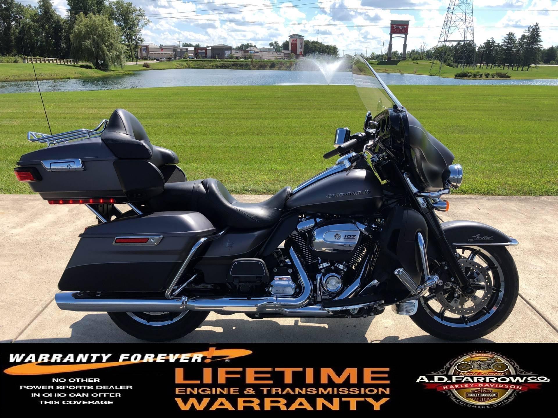 2017 Harley-Davidson Ultra Limited in Sunbury, Ohio