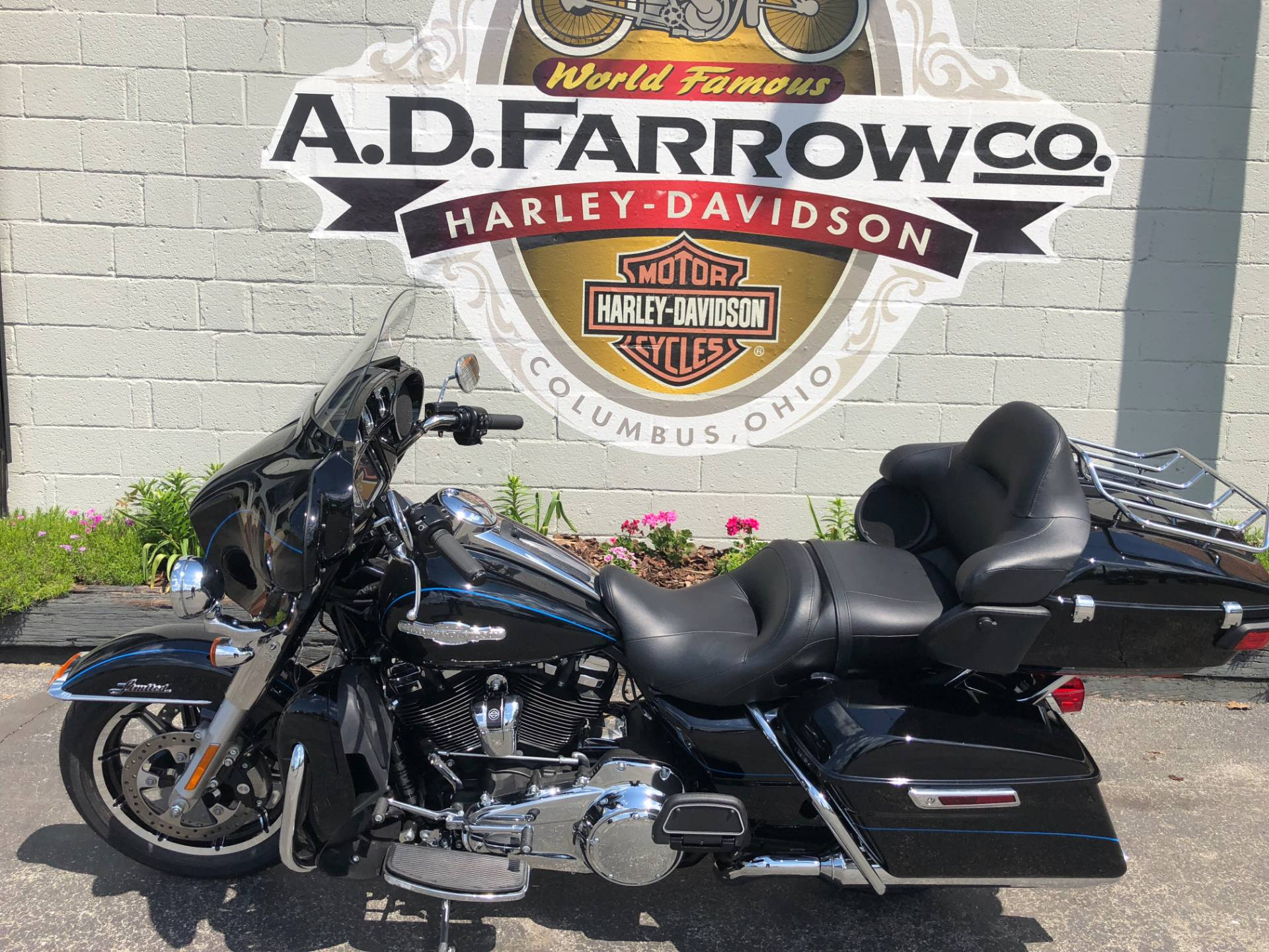 2019 Harley-Davidson FLHTK SHRINE in Sunbury, Ohio - Photo 3
