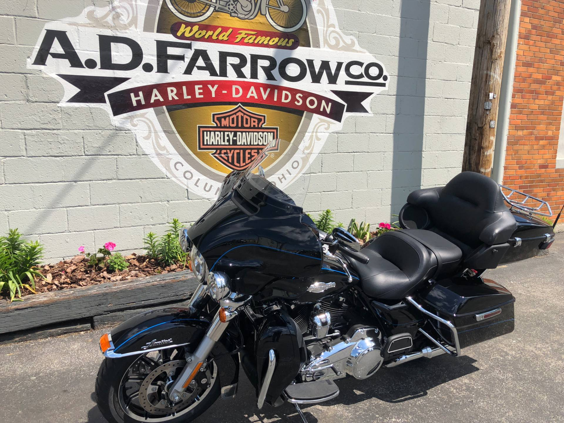 2019 Harley-Davidson FLHTK SHRINE in Sunbury, Ohio - Photo 4