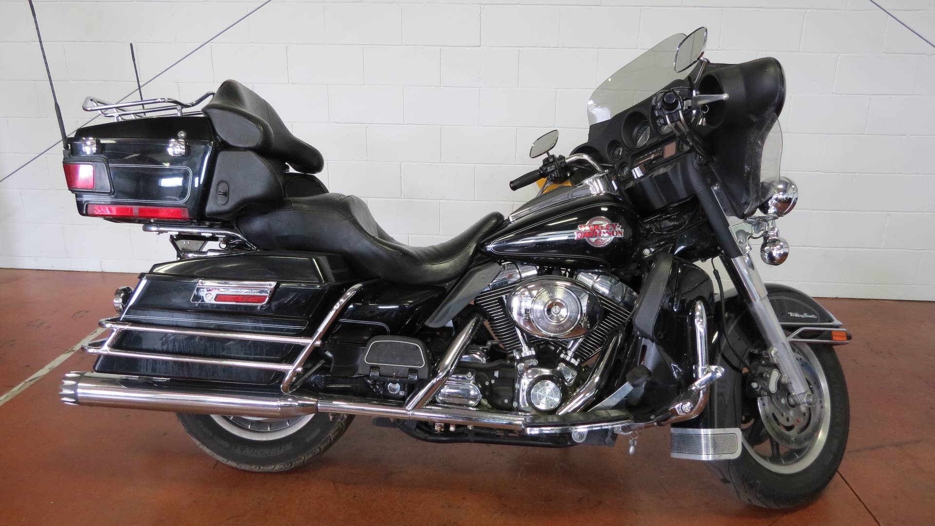 2005 Harley Davidson >> 2005 Harley Davidson Flhtcui Ultra Classic Electra Glide In Sunbury Ohio
