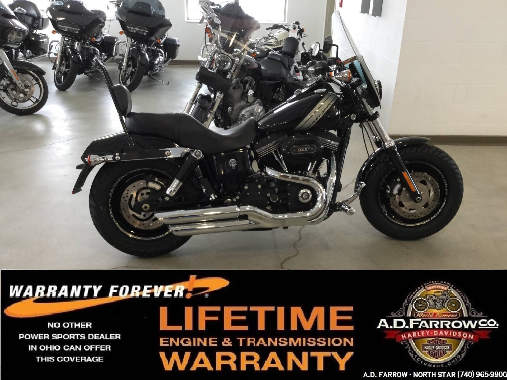 2016 Harley Davidson Fat Bob In Sunbury Ohio Photo 1
