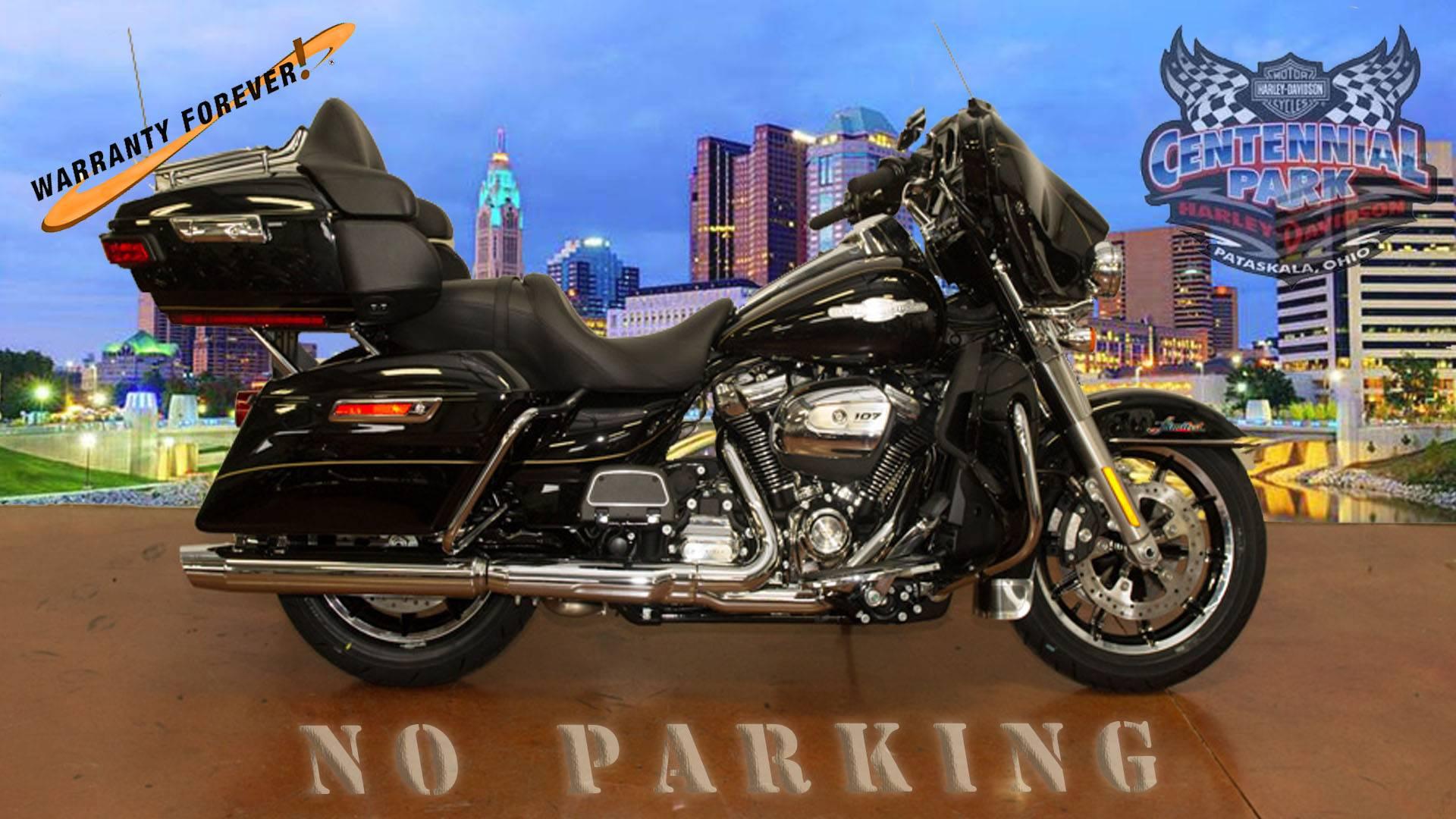 2018 Harley-Davidson Ultra Limited Motorcycles Sunbury Ohio