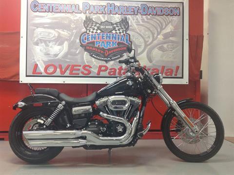 2017 Harley-Davidson Wide Glide in Sunbury, Ohio