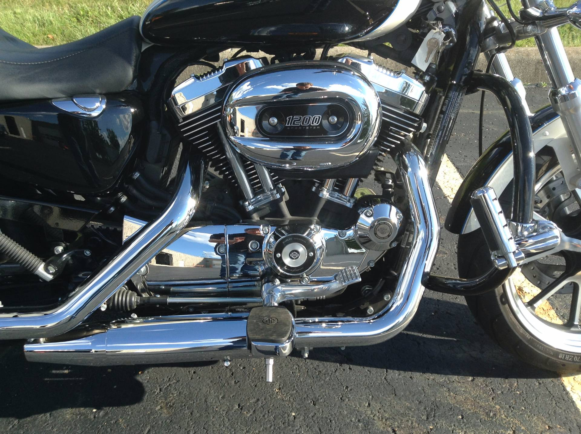 2014 Harley-Davidson SuperLow® 1200T in Sunbury, Ohio