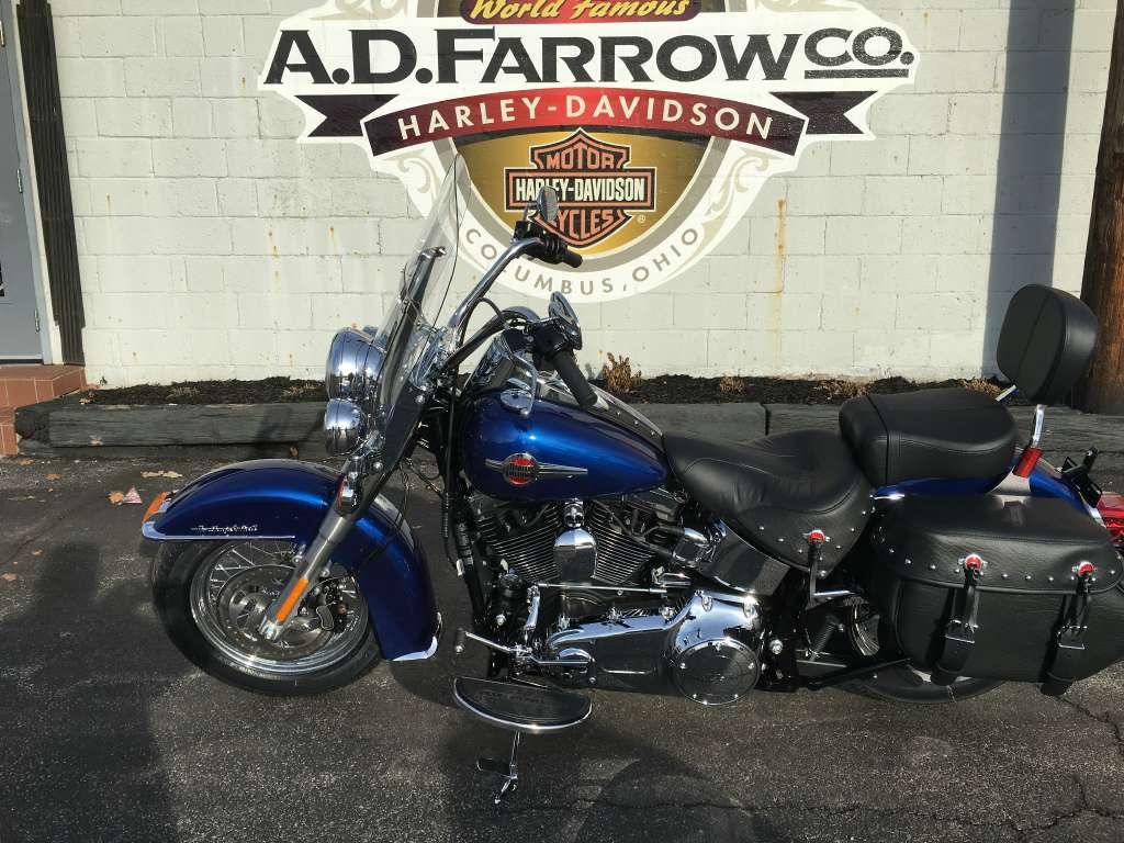 2017 Harley-Davidson Heritage Softail® Classic in Sunbury, Ohio