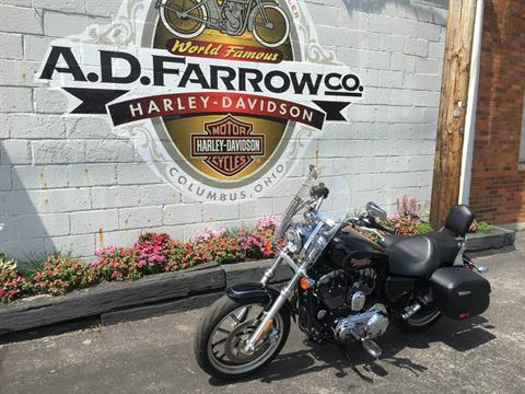 2015 Harley-Davidson SuperLow® 1200T in Sunbury, Ohio