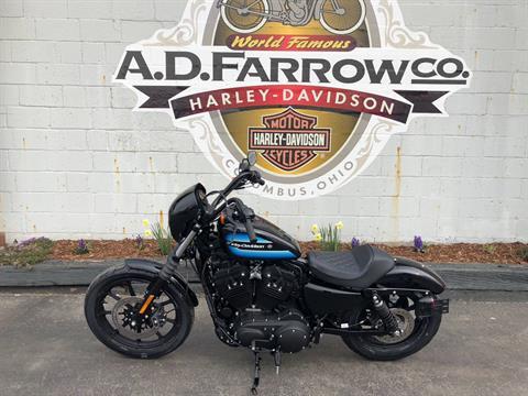 2018 Harley-Davidson Iron 1200™ Motorcycles Sunbury Ohio