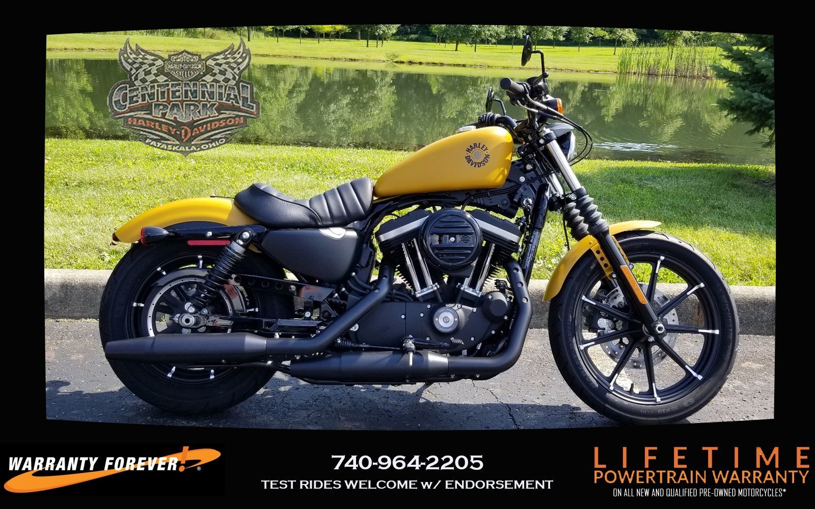 2019 Harley-Davidson Iron 883™ in Sunbury, Ohio - Photo 16