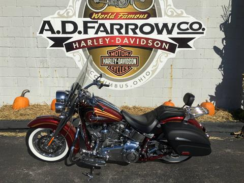 2014 Harley-Davidson CVO™ Softail® Deluxe in Sunbury, Ohio