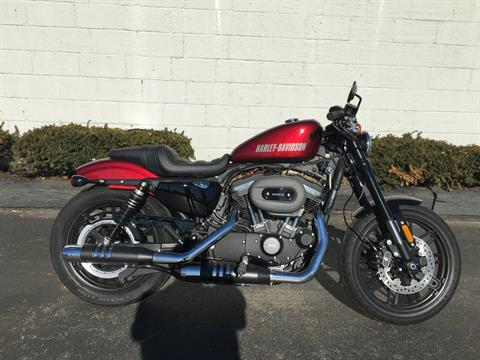 2017 Harley-Davidson Roadster™ in Sunbury, Ohio