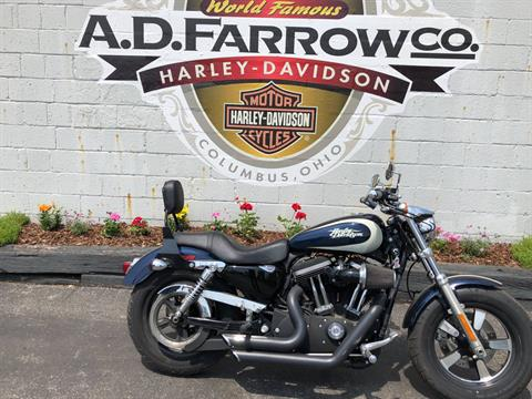 2013 Harley-Davidson Sportster® 1200 Custom in Sunbury, Ohio - Photo 1
